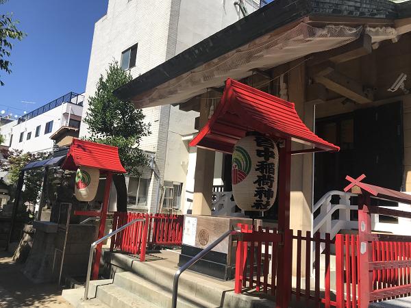 皆中稲荷神社で運気をUP!